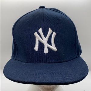 Authentic New York Yankees fitted hat 7 1/4